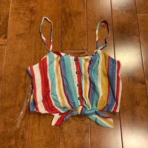 NWT tilly's tank top
